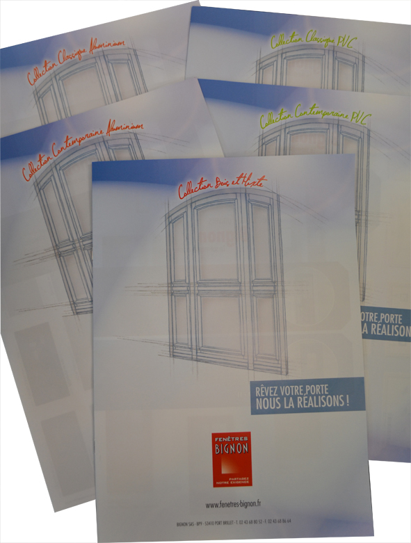 Catalogues Portes dentree